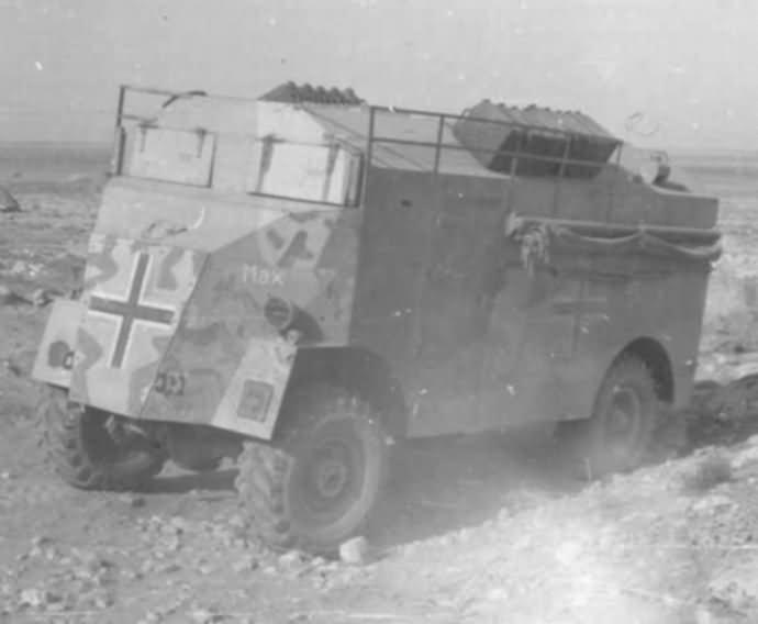 Aec Dorchester Max 19 World War Photos