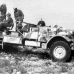 Humber DAK afrika korps