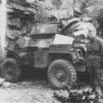 Humber armored car
