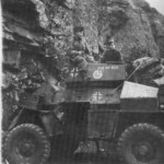 Humber armored car in german service 2