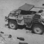 Humber armored car in german service photo