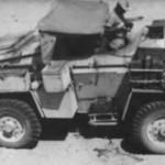 Humber light reconnaissance car