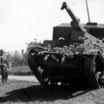 Bren gun carrier AT 17