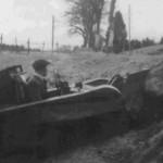 Bren gun carrier plow 1