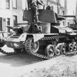 A9 tank of the 1st Armoured Division, 2nd Armoured Brigade