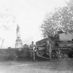 Tank A9 Cruiser Mk I