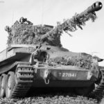 Challenger T271941 of 11th Armoured Division Holland