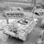 Churchill ARV Aborfield 23apr43