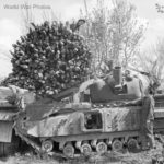 Churchill AVRE applique armour