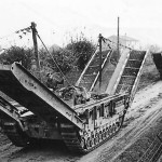 Churchill Ark – Armoured Ramp Carrier, Italy October 1944