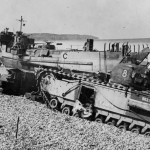 Churchill Mk II OKE number 8 T68875 nicknamed Beetle Dieppe 1942