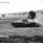 Churchill Mk I test