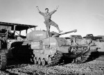 Churchill Tank 1944