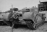 Churchill Tank T32203 1944