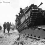 Churchill VI 6th Guards Tank Brigade Holland 1945