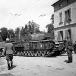 Churchill tank Mk III Dieppe 1942