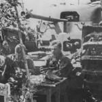 German Churchill tank