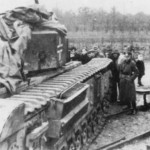 German Churchill tank 05