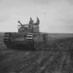 heavy infantry tank Churchill 09