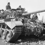 Comet 2nd Fife and Forfar Yeomanry Petershagen 7apr45 3