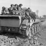 Comet 2nd Fife and Forfar Yeomanry Petershagen 7apr45 4