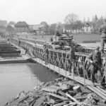 Comet 2nd Fife and Forfar Yeomanry Petershagen 7apr45 5