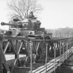 Comet 2nd Fife and Forfar Yeomanry Petershagen 7apr45 6