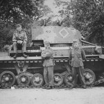 Abandoned A10 T5914 France 1940