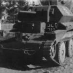 German tank A13 Mk II (Cruiser Tank Mk IV)