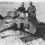 A13 Mk II turret – North Africa