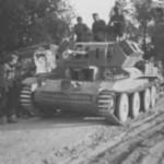 German A13 Kreuzer Panzerkampfwagen Mk.IV 744(e)