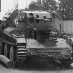 German tank A13 Mk II (Cruiser Tank Mk IV) 11