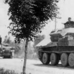 German tank A13 Mk II (Cruiser Tank Mk IV) 9