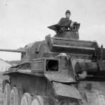 German tank A13 Mk II (Cruiser Tank Mk IV) 12