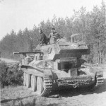 A13 Mk II #142 – tank in german service