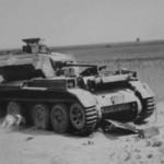 German tank A13 Mk II (Cruiser Tank Mk IV) 13