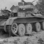 A13 Mk II with balkenkreuz