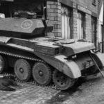 Abandoned A13 Mk IIA T9163, Calais 1940