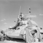 A13 Cruiser tank Mk IVA – Egypt 1 November 1940