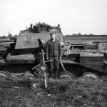 A13 Mk II tank France 1940