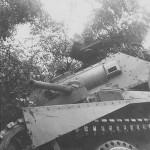 Abandoned A13 Mk II Cruiser Tank