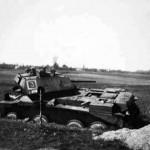 Abandoned Cruiser Mk IV A13 Mk II 2
