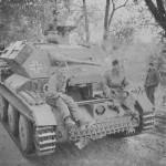 Kreuzer Panzerkampfwagen Mk IV 744(e) A13 Beute Panzer