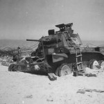 Tank A13 Mk I – 1940 Dunkirk British 1st Armoured Division