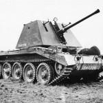 Crusader AA Mk III 40mm bofors anti aircraft tank