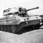 Crusader III tank