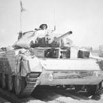 Crusader II CS tank
