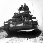 Crusader tank Cruiser II Mk VI A15