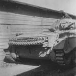 German Crusader I of Afrika Korps 21 Panzer Division