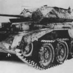Tank cruiser Mk VI Crusader I